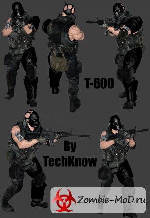 T-600 By TechKnow