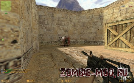 ����� ������� Counter Strike 1.6