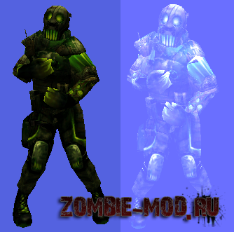 [CF] Zombie Ghost