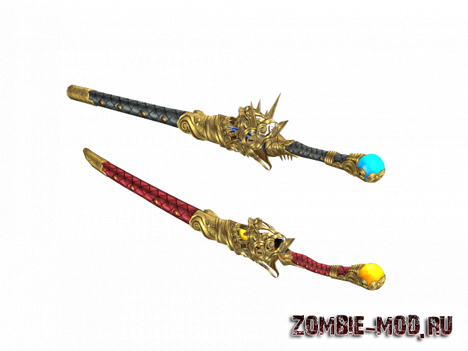 [CS1.6][AMXX] DualSword Phantom Slayer v2