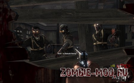 Call Of Duty Zombie Mod